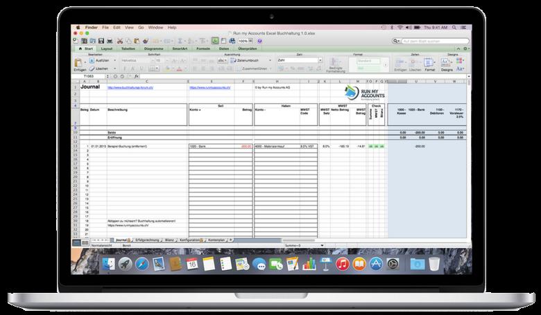 Gratis Spesenabrechnung Excel Vorlage