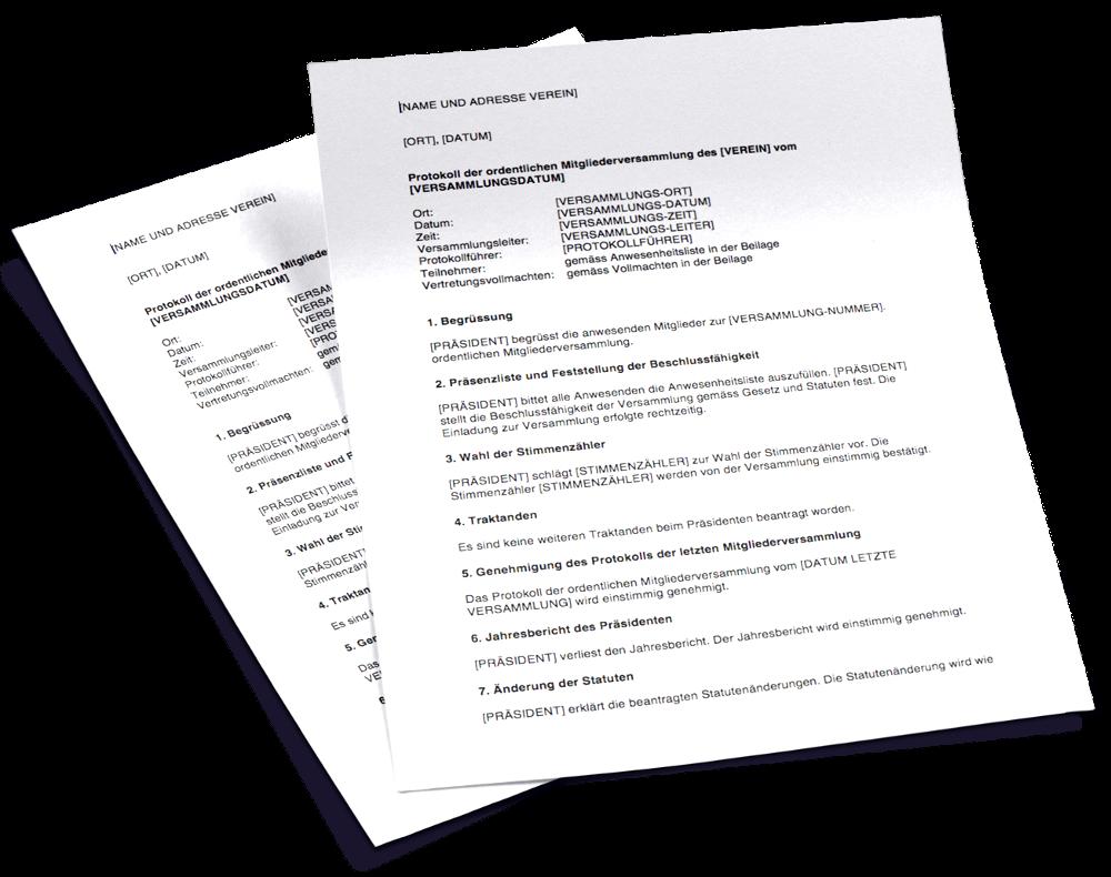 Vorlage für Vereinsversammlungs-Protokoll.png